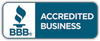 Acredited Better Business Bureau