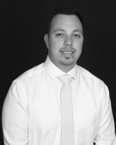 Jacob Zamora, Regional Manager