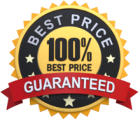 Best Price 100% Guaranteed